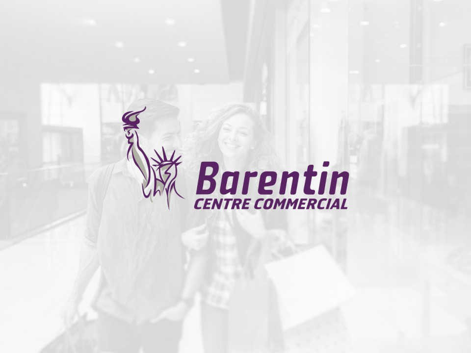 Centre commercial BARENTIN